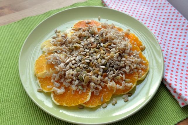 pomarańcze na śniadanie