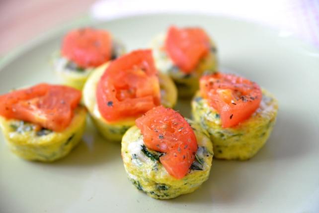 muffinki z jarmuzem i cukinia (4)