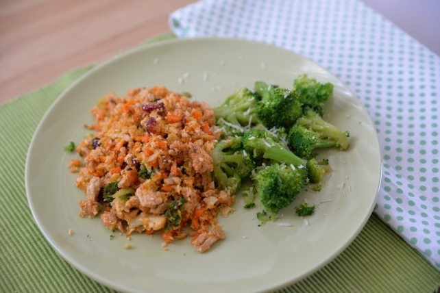 smażone warzywa z kalafiorem 2