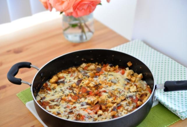 kaszotto z baklazanem i pomidorami (3)