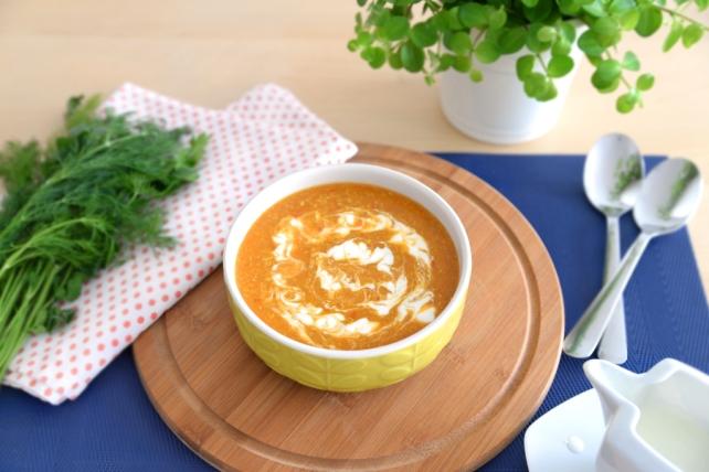zupa z soczewicy, ciecierzycy