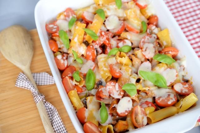 zapiekanka warzywna z makaronem (8)