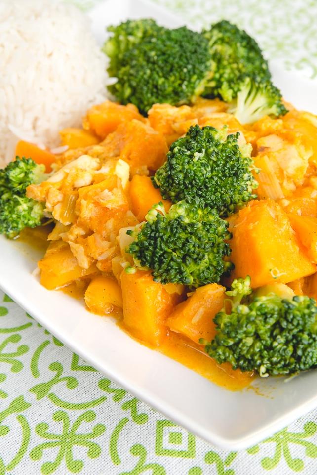 curry dyniowe z dorszem 2