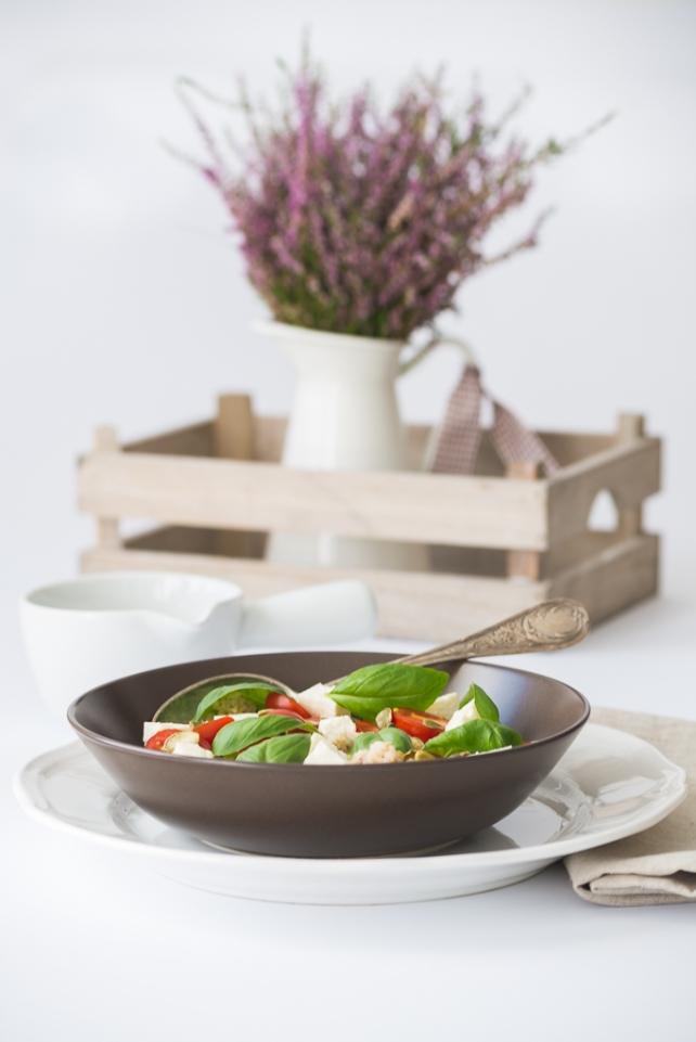 salatka z kaszy, cukinii, fety (1)